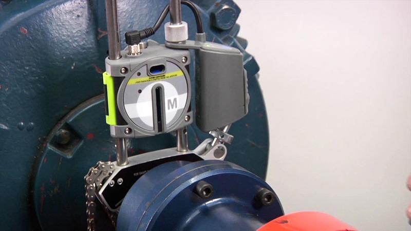 Laser Pump Shaft Alignment