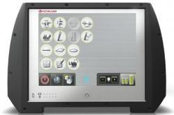 fixturlaser nxa geometry touchscreen display unit