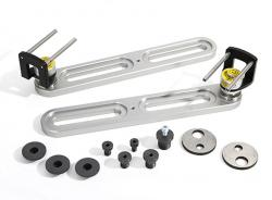 shaft alignment offset kit