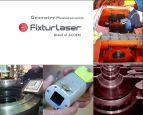 Fixturlaser Geometry flatness alignment laser